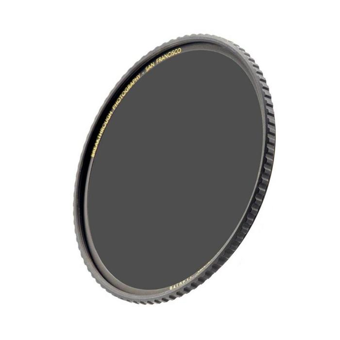Breakthrough Photography 82mm X4 ND 6-stop Filter