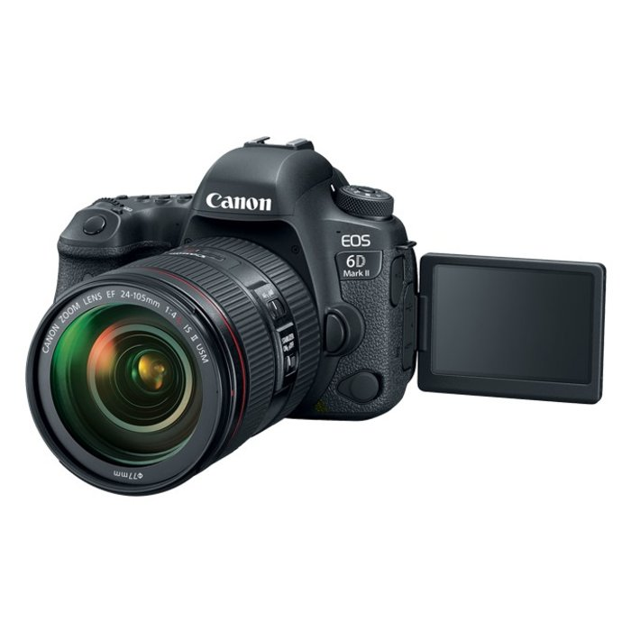 Canon EOS 6D Mark II w/ 24-105mm f4L IS II