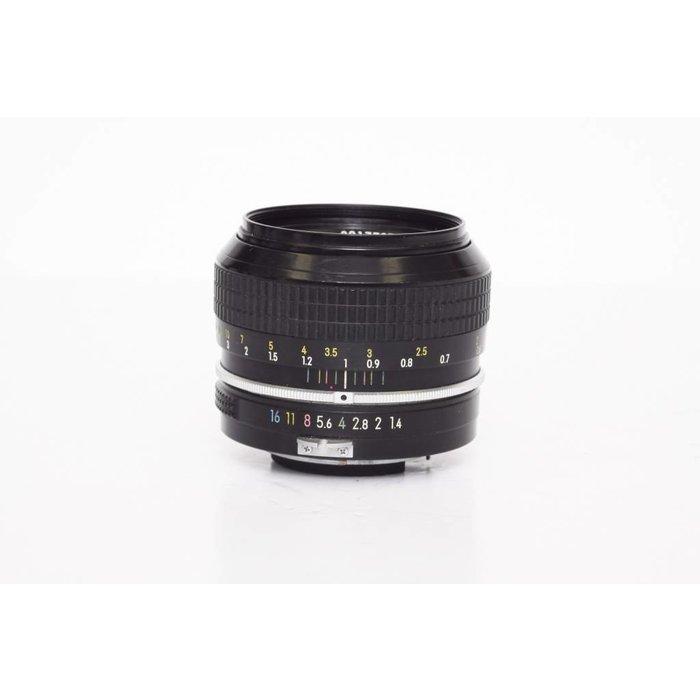 Nikon 50mm f/1.4 Non-Ai