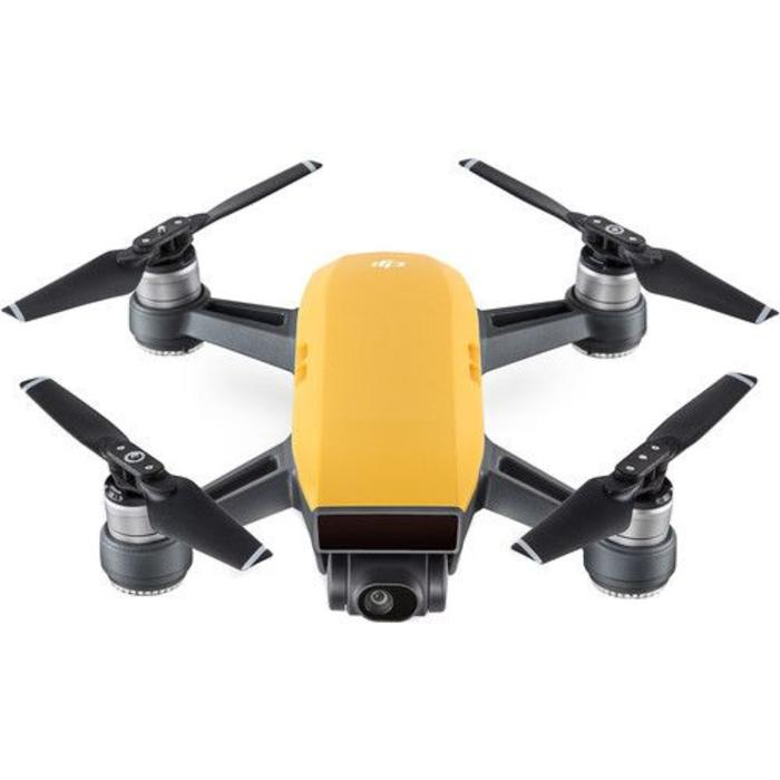 DJI Spark Drone - Sunrise Yellow