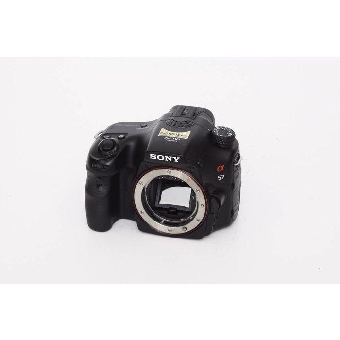 Sony a57  Body
