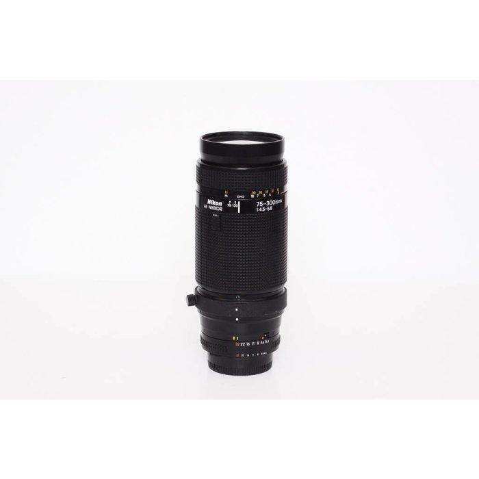 Nikon AF 75-300mm f/4.5-5.6