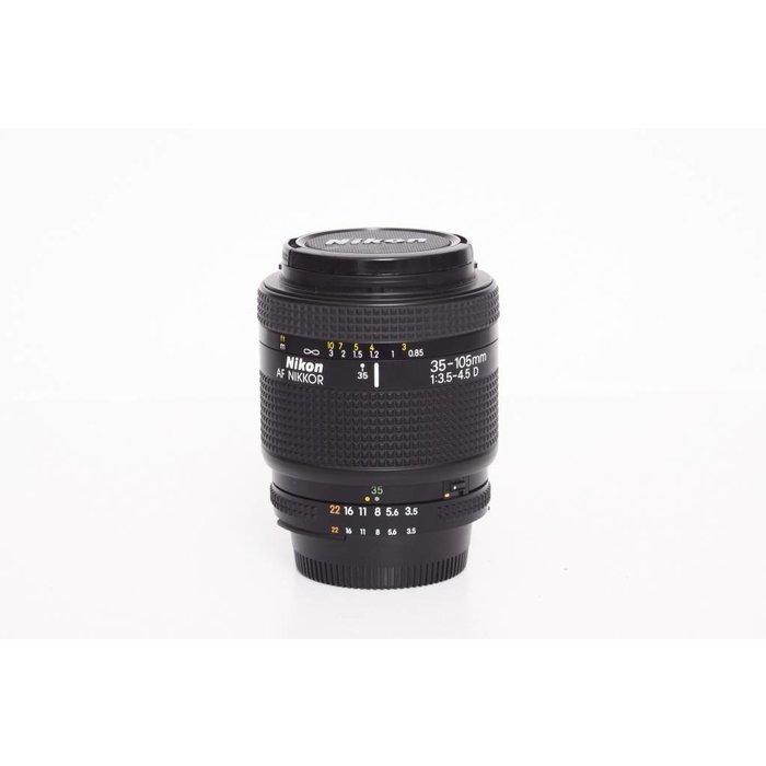 Nikon AF 35-105mm f/3.5-4.5 D