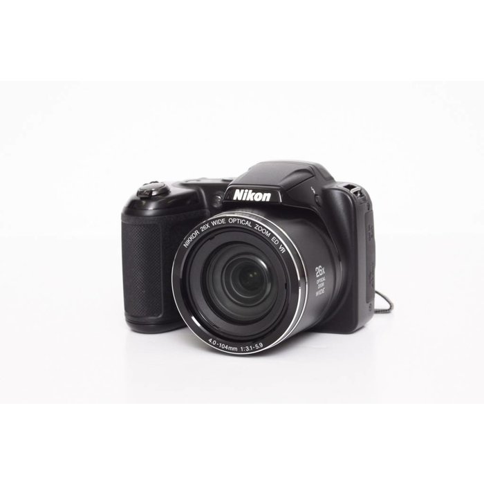Nikon Coolpix L330 - Black
