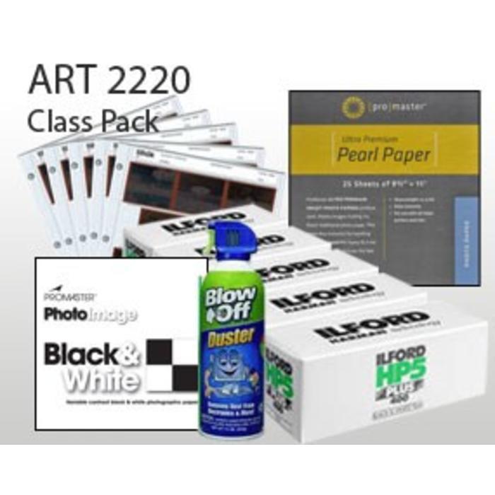 ECU Art 2220 Class Pack