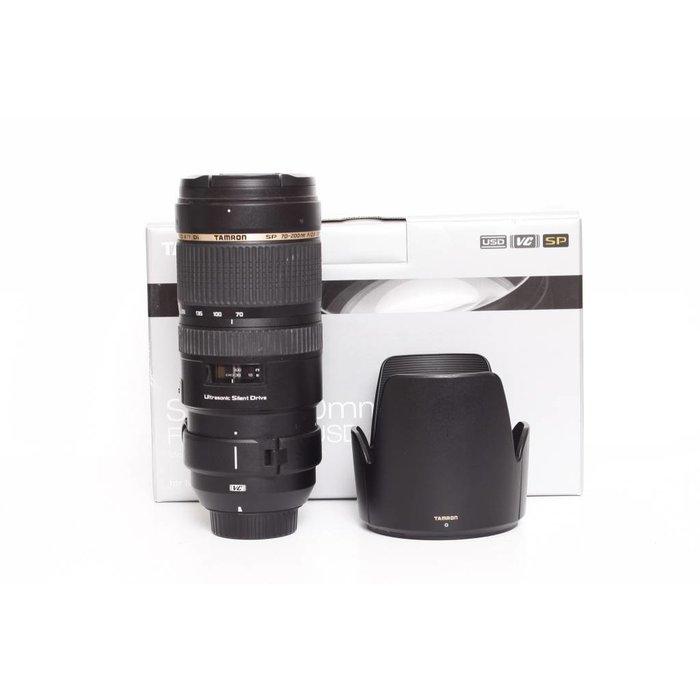Tamron 70-200mm f/2.8 VC - Nikon