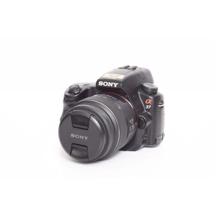Sony a37 w/ 18-55mm f/3.5-5.6