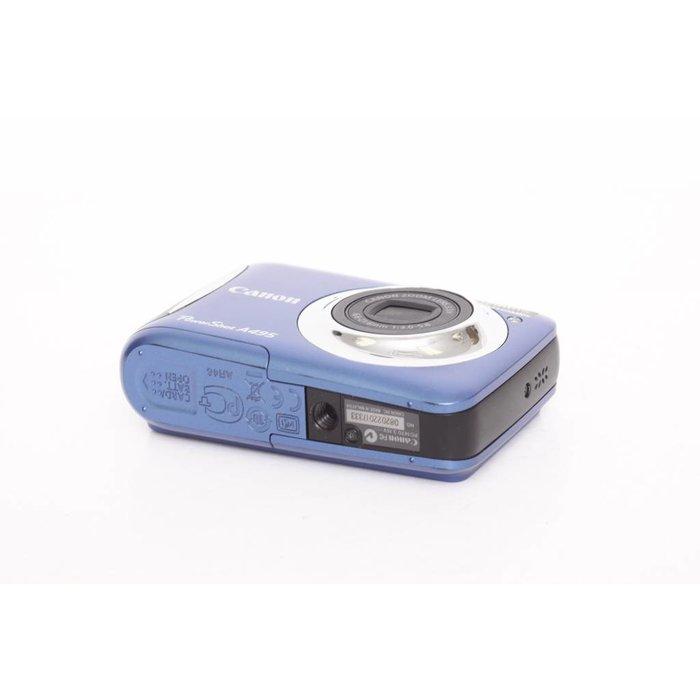 Canon PowerShot A495 - Blue
