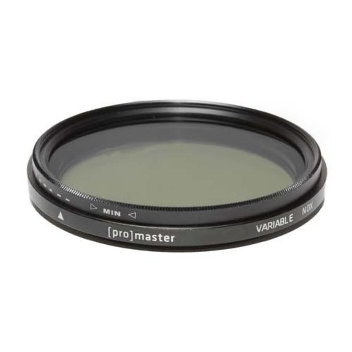 ProMaster 82mm Variable ND Digital HGX