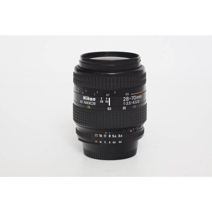 Nikon AF 28-70mm f3.5-4.5D Macro Zoom