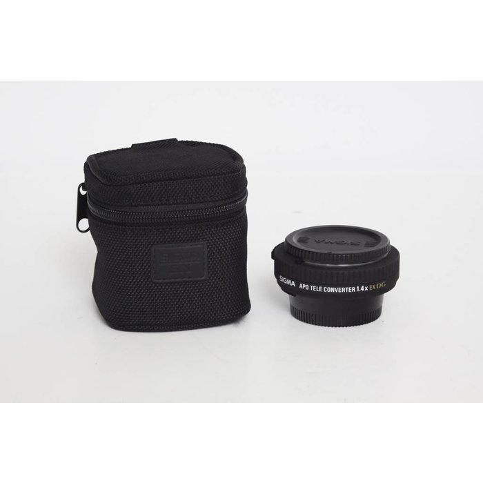 Sigma 1.4x APO Tele Converter EX DG - Nikon