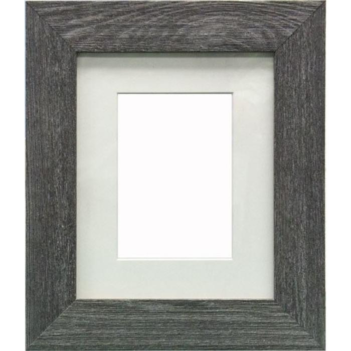 Farmhouse Barnwood Charcoal (11x14)