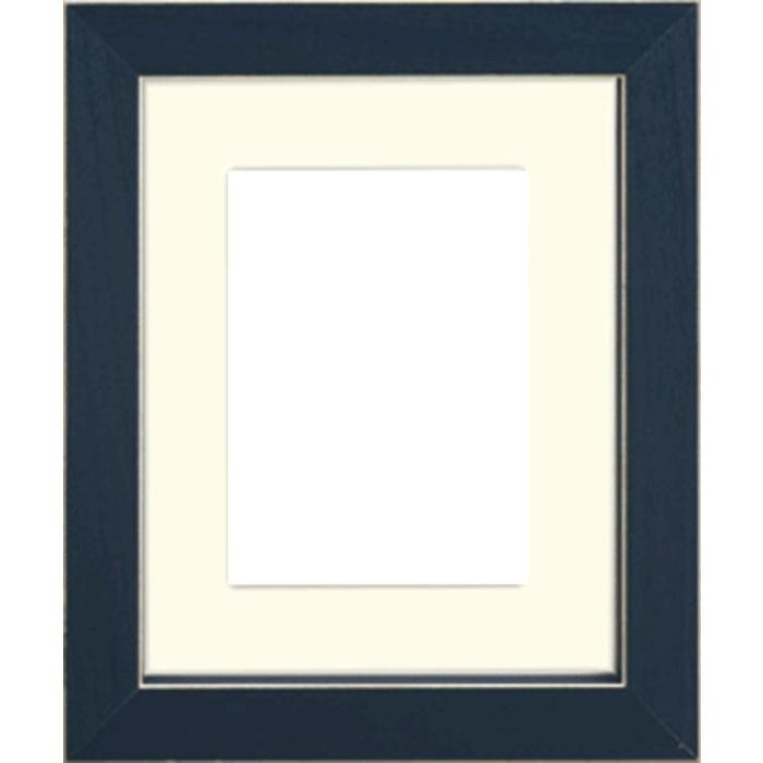 Clean Cut Frame Blue (8x10)