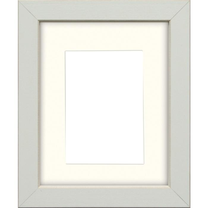Clean Cut Frame White (5x7)