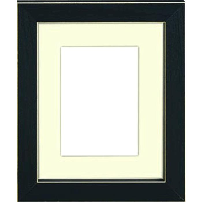 Clean Cut Frame Black (8x10)