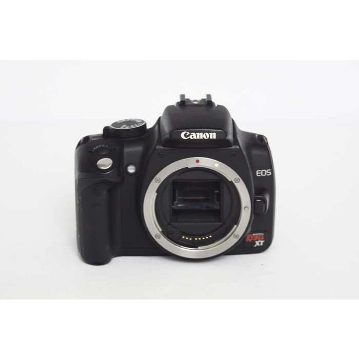 Canon EOS Rebel XT body