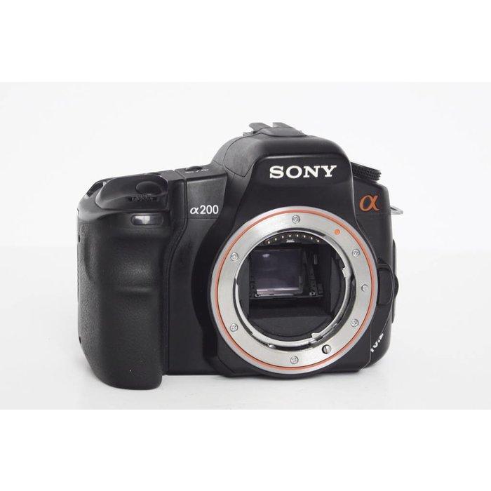 Sony a200 Body