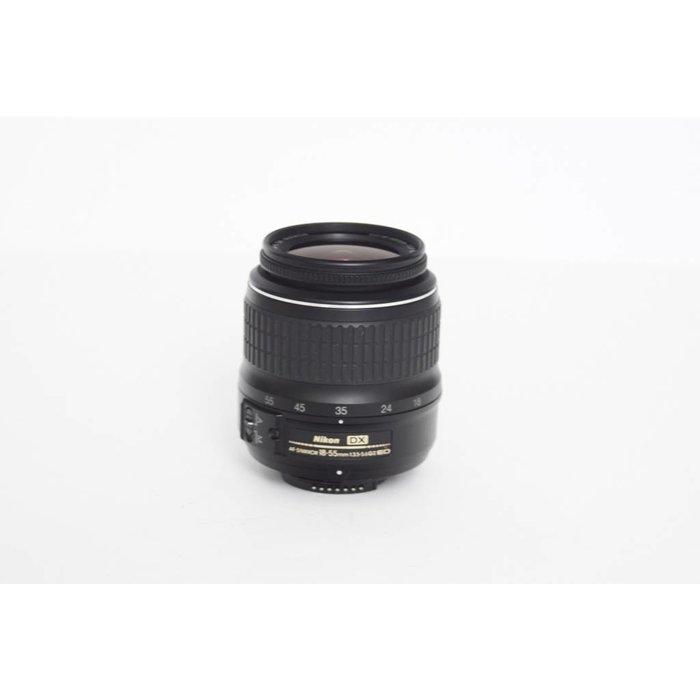 Nikon 18-55mm f/3.5-5.6G II ED