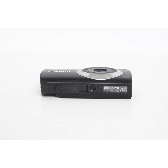 Canon PowerShot A3300 IS - Black