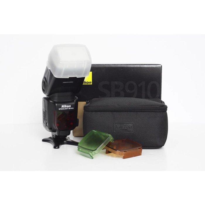 Nikon Speedlight SB-910 DO NOT ARCHIVE (RENTAL GEAR)