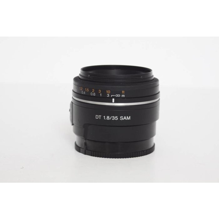 Sony DT 35mm f1.8 SAM