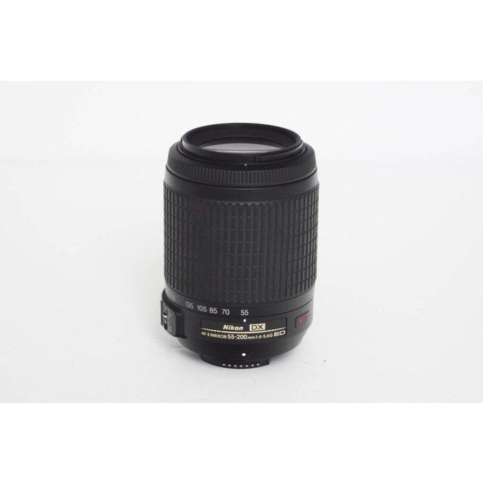 Nikon DX 55-200mm f/4-5.6G AF-S VR