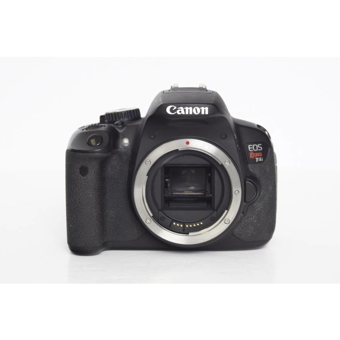 Canon Rebel T4i Body
