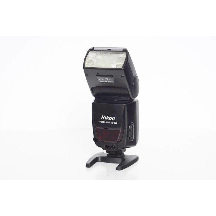 Nikon SB-800 Speedlight - As Is (Diffuser is broke)