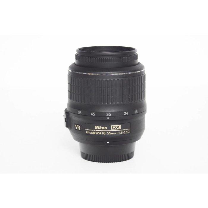 Nikon DX 18-55mm f/3.5-5.6G II