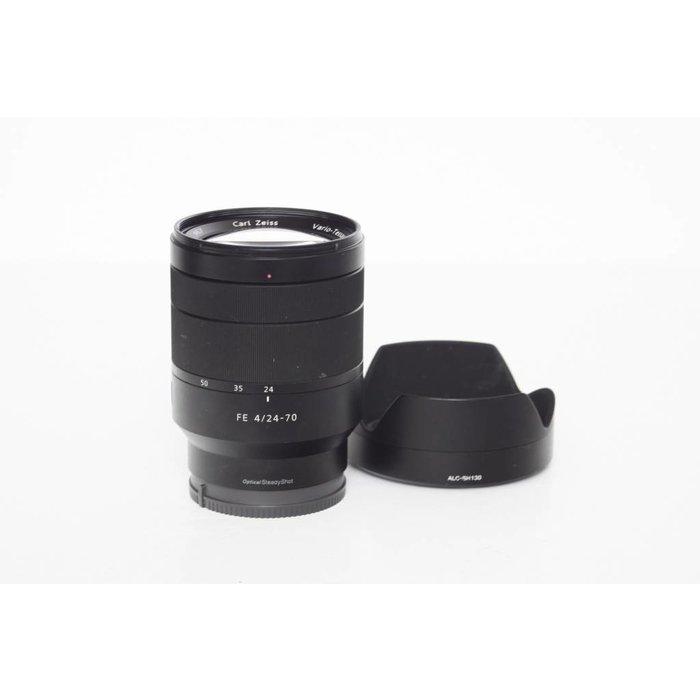 Sony FE T* 24-70mm f/4 Zeiss OSS
