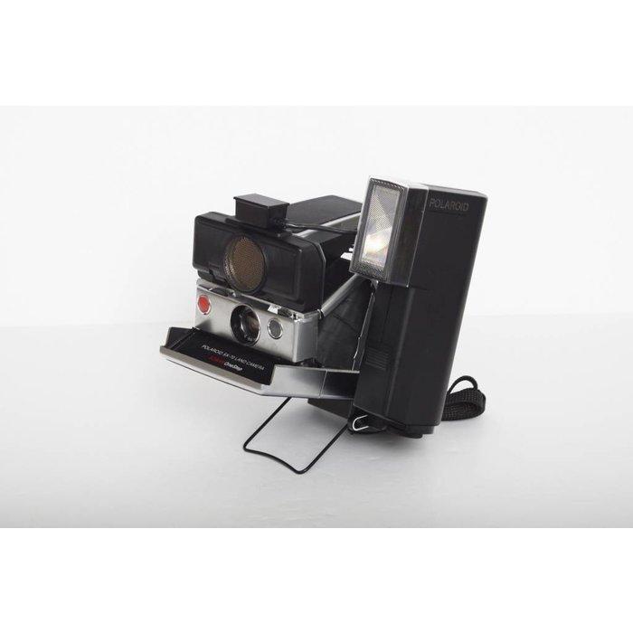 Polaroid SX-70 Sonar One-Step w/ Polatronic Flash