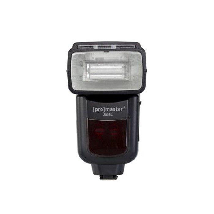 ProMaster 200SL Speedlight - Canon