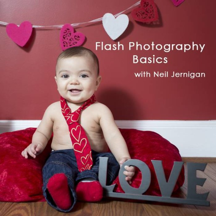 Flash Photography Basics Class