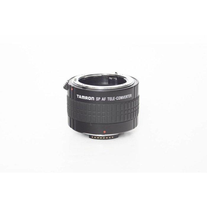 Tamron SP AF 2x Tele-Converter - Nikon