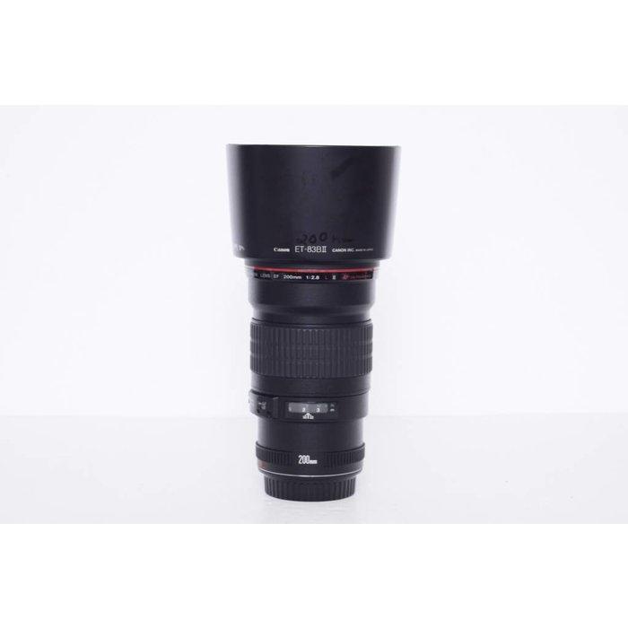 Canon EF 200mm f2.8 L