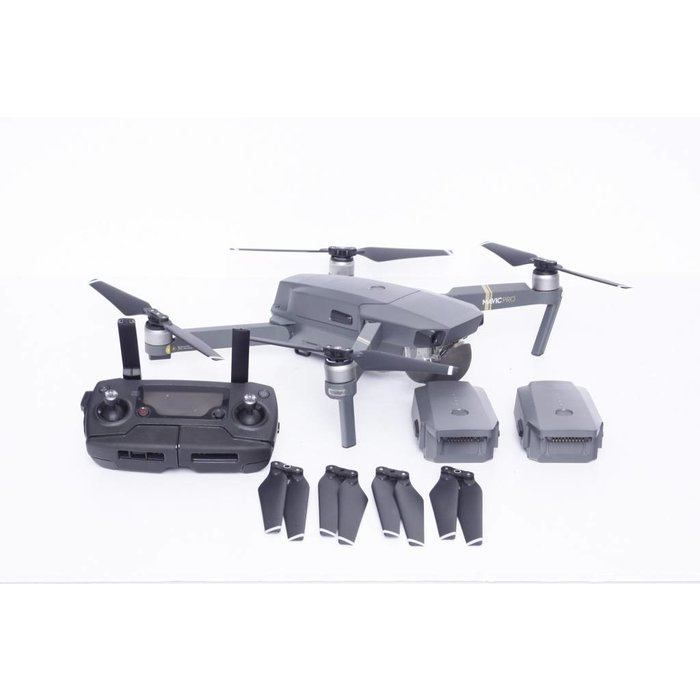 DJI Mavic Fly More Combo w/ Lowepro Backpack