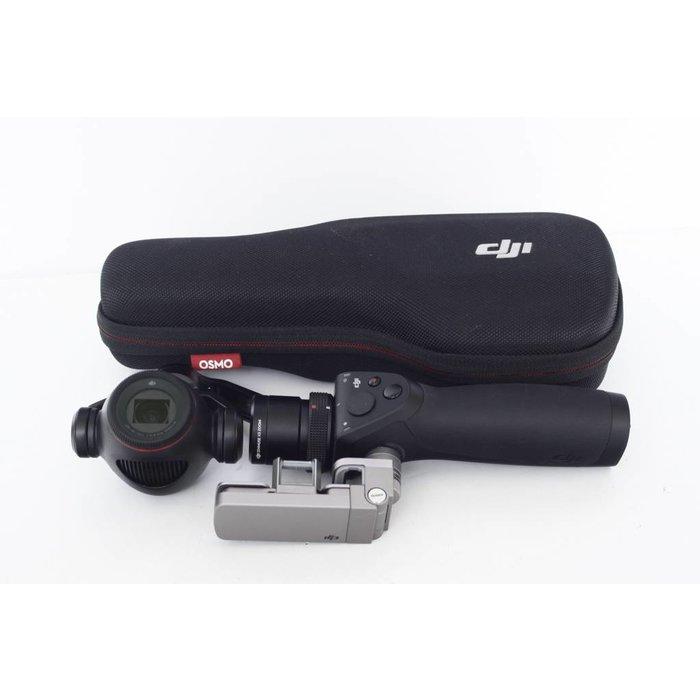 DJI Osmo + 4K Gimbal Camera