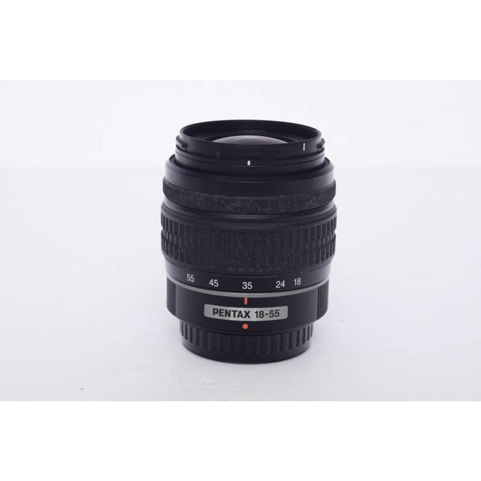 Pentax 18-55mm SMC DAL