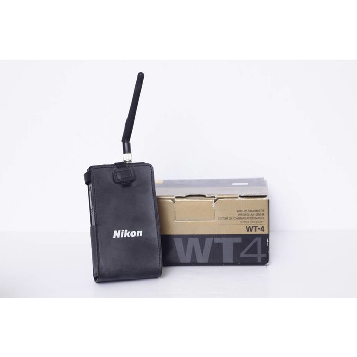 Nikon WT-4A Wireless Transmitter for Nikon D700, D3 and D300