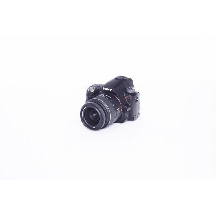 Sony A33 w/ 18-55mm DT