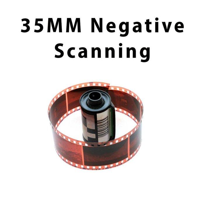35mm Negative Scanning