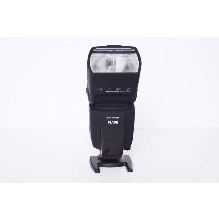 ProMaster FL190 Electronic Flash - Sony