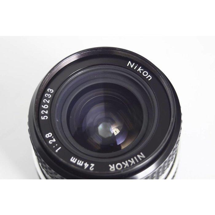 Nikon Ai 24mm f/2.8