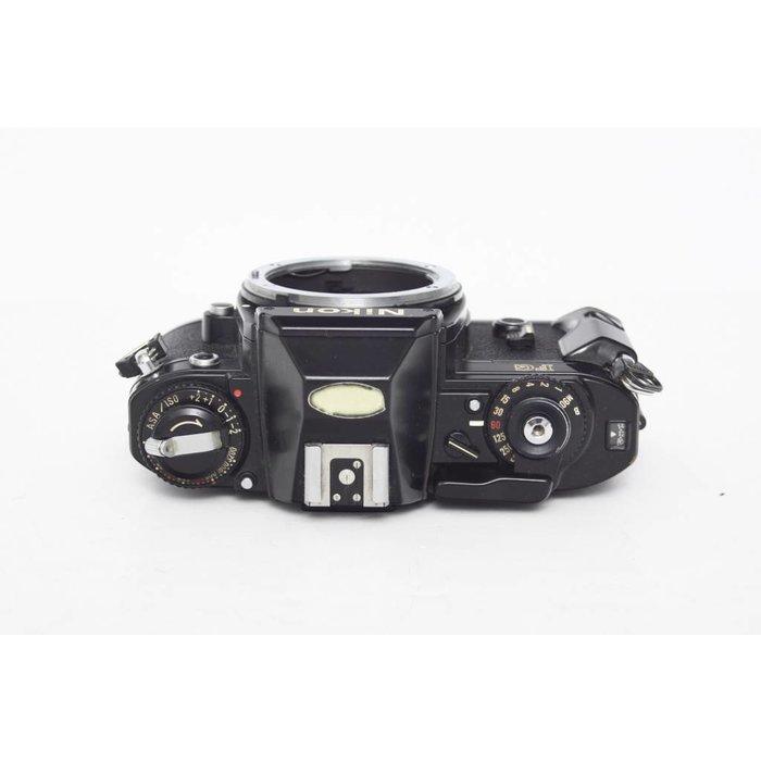 Nikon FG 35mm camera