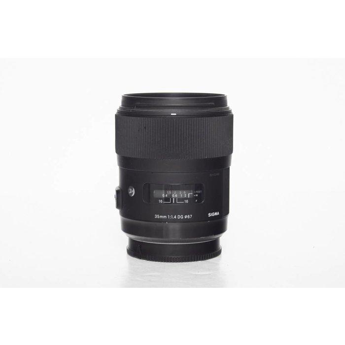 Sigma 35mm f/1.4 ART DG HSM - Sony