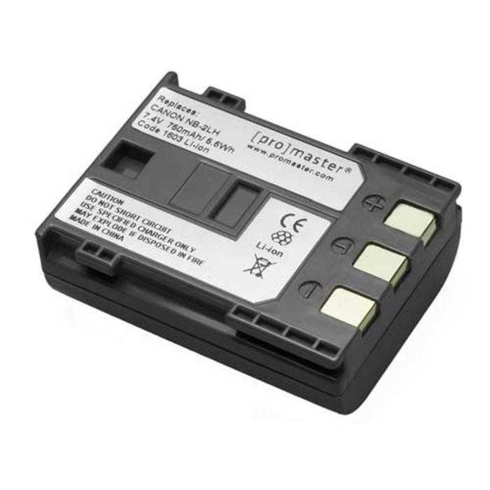 ProMaster NB-2LH Battery