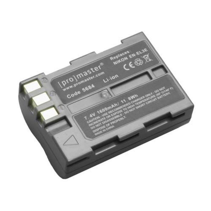 ProMaster EN-EL3e Battery