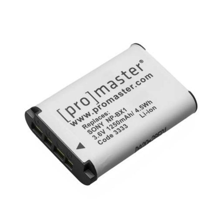 ProMaster NP-BX1 Battery