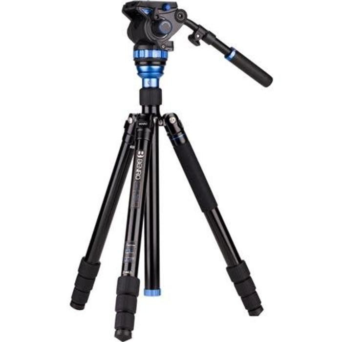 Benro Aero7 Travel Angel Video Tripod Kit