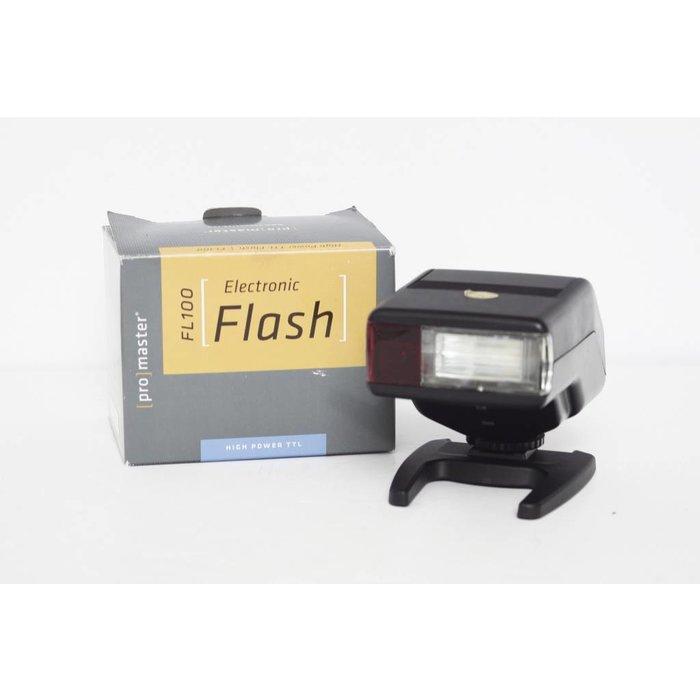 ProMaster FL100 Flash - Nikon
